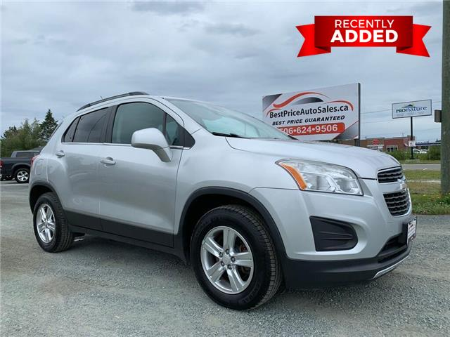 2014 Chevrolet Trax 1LT (Stk: A3062) in Amherst - Image 1 of 30