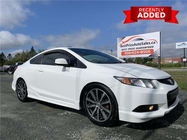 2013 Honda Civic Si (Stk: A3084) in Miramichi - Image 1 of 30