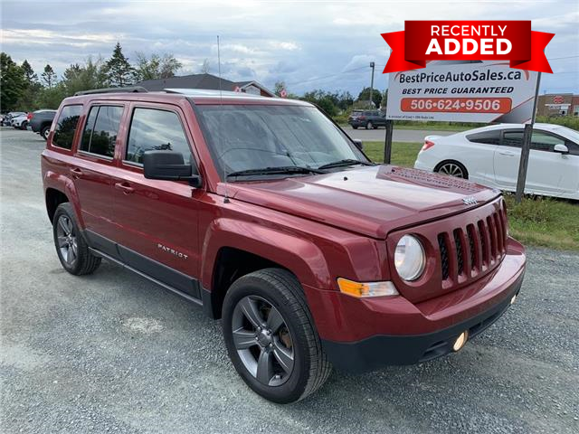 2015 Jeep Patriot Sport/North (Stk: A3088) in Miramichi - Image 1 of 30
