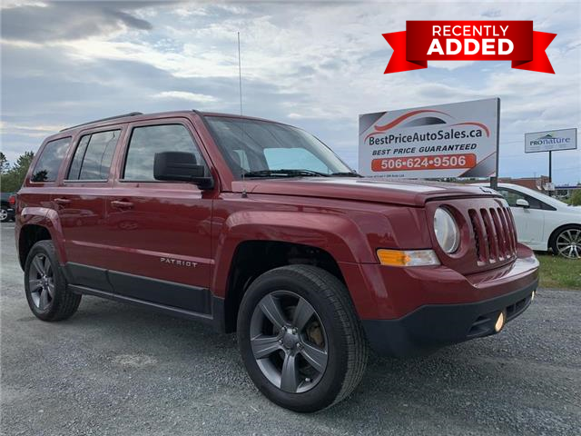 2015 Jeep Patriot Sport/North (Stk: A3088) in Miramichi - Image 2 of 30