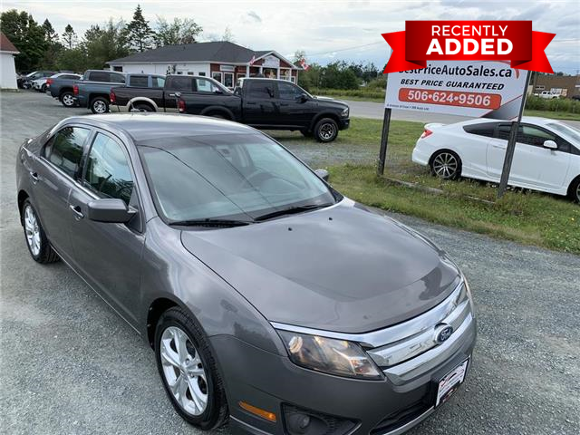 2012 Ford Fusion SE (Stk: A3058) in Miramichi - Image 2 of 26