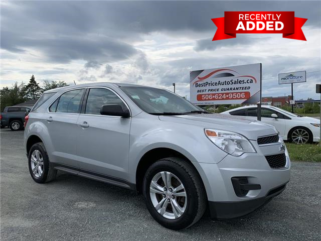 2015 Chevrolet Equinox LS (Stk: A3085) in Miramichi - Image 1 of 28