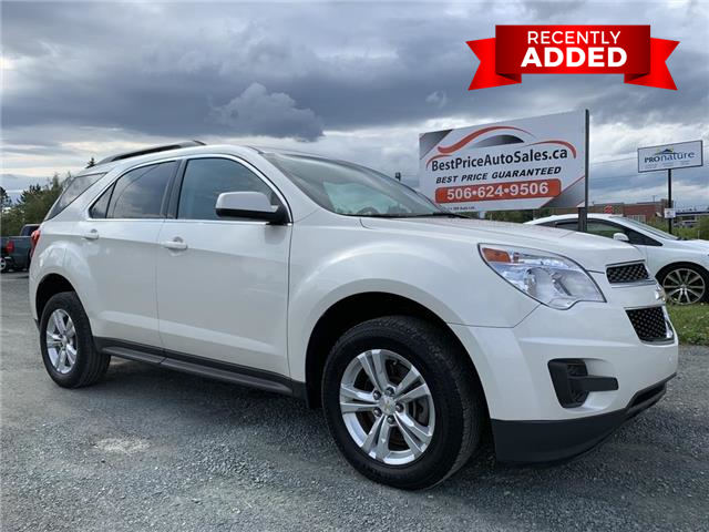2014 Chevrolet Equinox 1LT (Stk: A3083) in Miramichi - Image 1 of 30