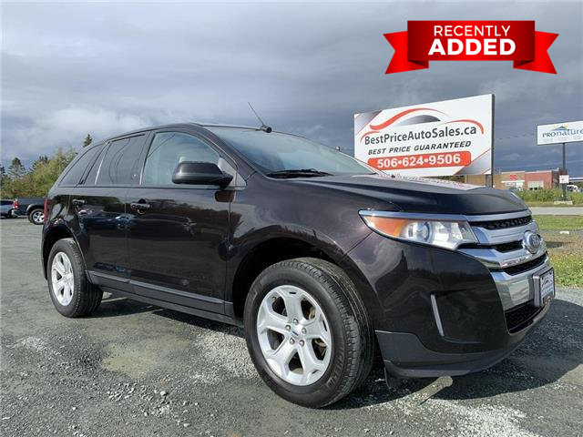 2014 Ford Edge SEL (Stk: A3117) in Miramichi - Image 1 of 30