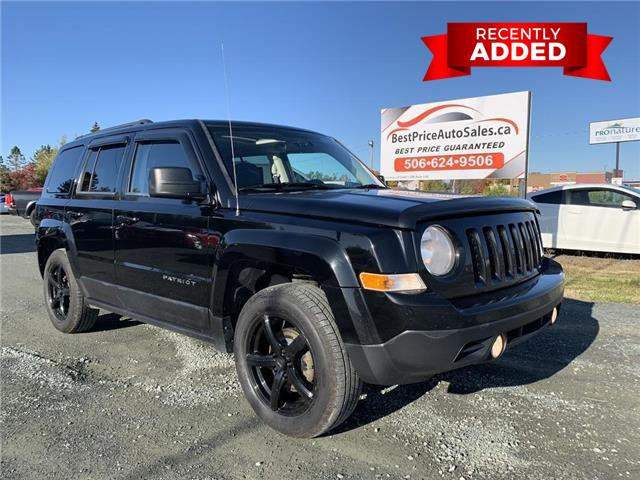 2014 Jeep Patriot Sport/North (Stk: A3112) in Miramichi - Image 1 of 30