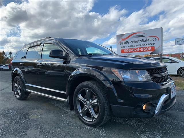 2015 Dodge Journey Crossroad (Stk: A3128) in Amherst - Image 1 of 30