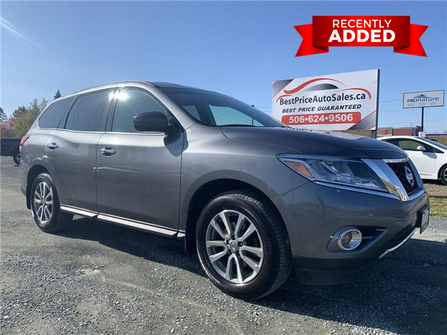 2016 Nissan Pathfinder  (Stk: A3122) in Miramichi - Image 1 of 30