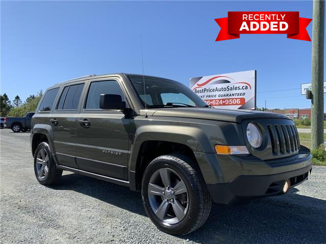 2015 Jeep Patriot Sport/North (Stk: A3065) in Miramichi - Image 1 of 30