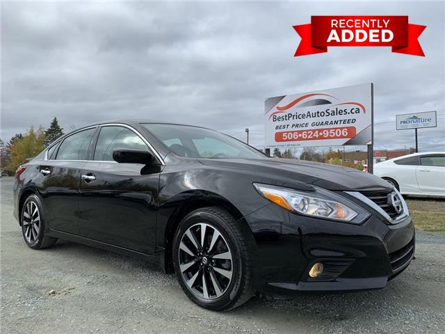 2018 Nissan Altima  (Stk: A3141) in Miramichi - Image 1 of 30