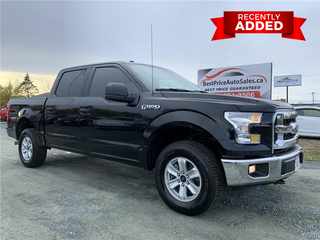 2017 Ford F-150  (Stk: A3134) in Miramichi - Image 1 of 30