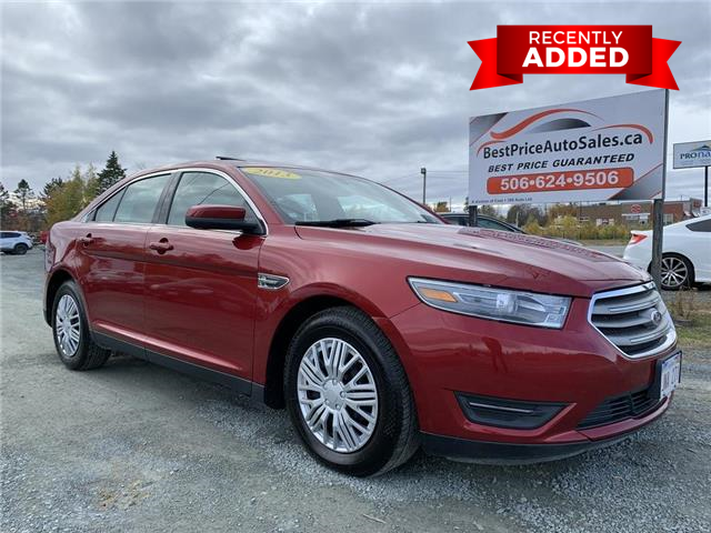 2013 Ford Taurus SEL (Stk: A3137) in Miramichi - Image 1 of 30