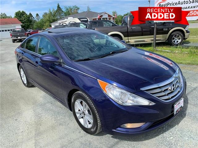 2012 Hyundai Sonata  (Stk: A3021) in Amherst - Image 2 of 28
