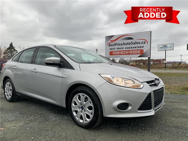 2013 Ford Focus SE (Stk: A3147) in Miramichi - Image 1 of 30