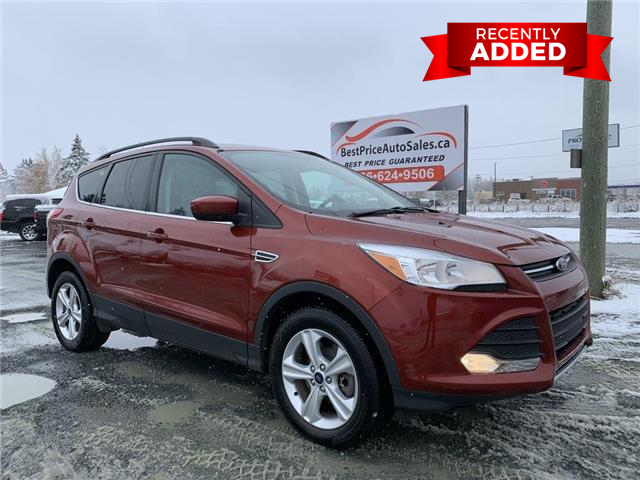 2014 Ford Escape SE (Stk: A3151) in Miramichi - Image 1 of 30
