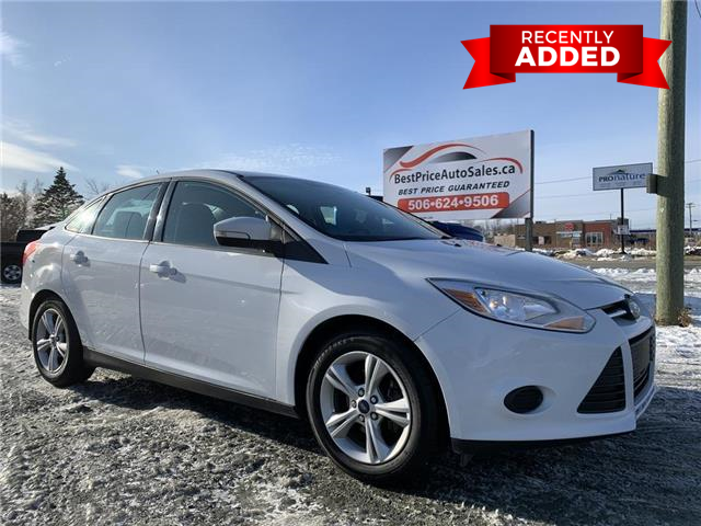 2014 Ford Focus SE (Stk: A3092) in Miramichi - Image 1 of 27