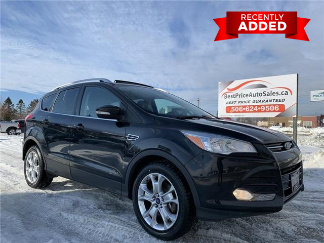 2014 Ford Escape Titanium (Stk: A3167) in Miramichi - Image 1 of 30