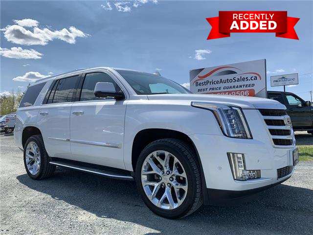 2019 Cadillac Escalade Premium Luxury (Stk: 1GYS4C) in Miramichi - Image 1 of 30