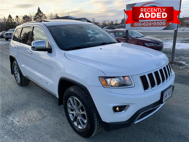 2014 Jeep Grand Cherokee Limited (Stk: 1C4RJF) in Miramichi - Image 2 of 30