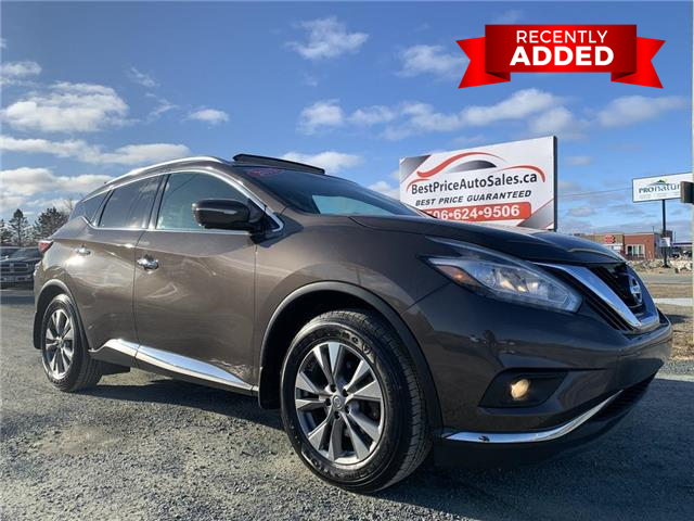 2015 Nissan Murano  (Stk: A3189) in Miramichi - Image 1 of 30