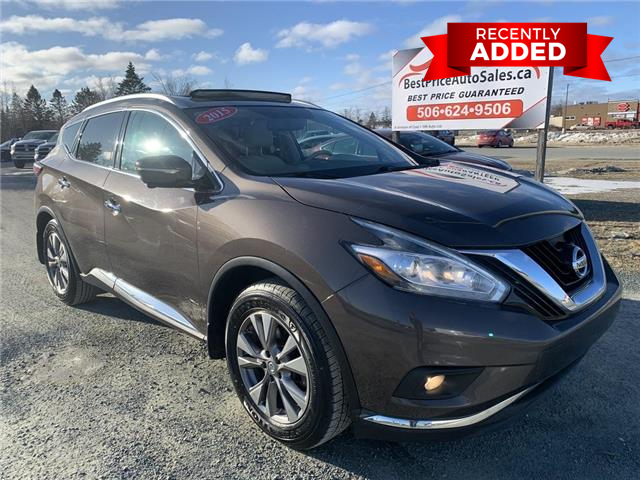 2015 Nissan Murano  (Stk: A3189) in Miramichi - Image 2 of 30