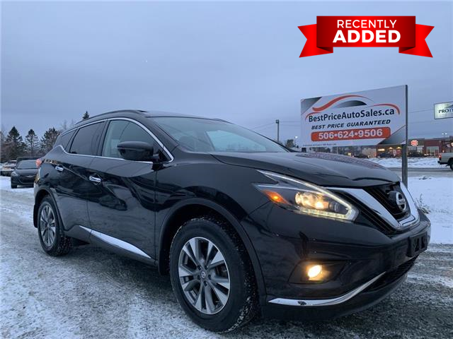 2018 Nissan Murano  (Stk: A3198) in Miramichi - Image 2 of 30
