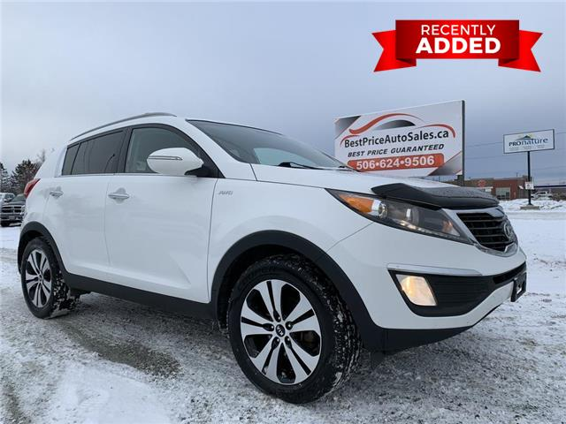 2013 Kia Sportage  (Stk: A3204) in Amherst - Image 1 of 30