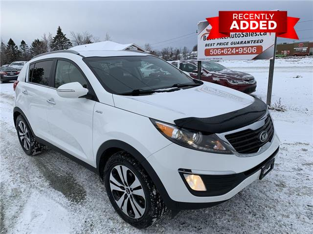 2013 Kia Sportage  (Stk: A3204) in Amherst - Image 2 of 30