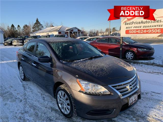2013 Nissan Sentra  (Stk: A3192) in Amherst - Image 2 of 29