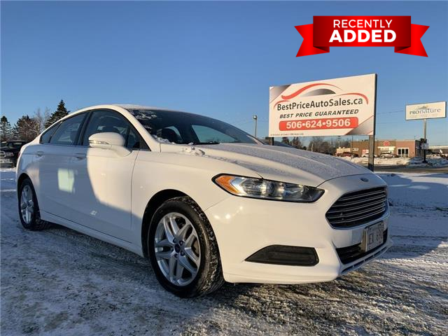 2013 Ford Fusion SE (Stk: A3107) in Miramichi - Image 1 of 30