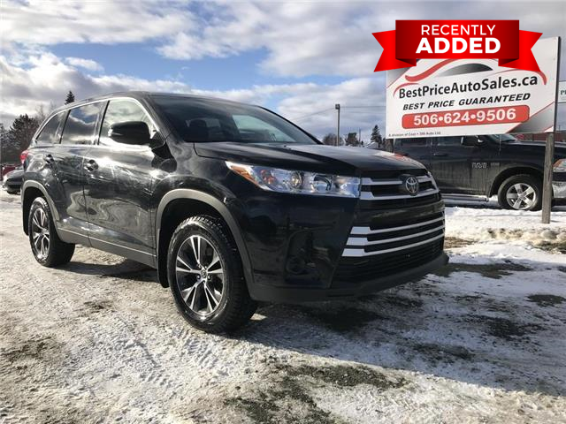 2019 Toyota Highlander  (Stk: A3205) in Miramichi - Image 2 of 24