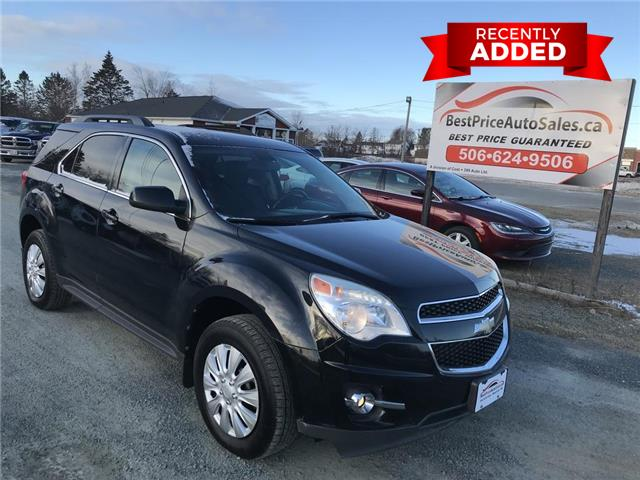2011 Chevrolet Equinox 1LT (Stk: A2452) in Miramichi - Image 1 of 18
