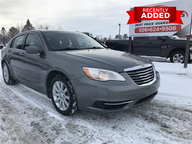 2013 Chrysler 200 2013 CHRYSLER 200 CERTIFIED! (Stk: A3207) in Miramichi - Image 2 of 20