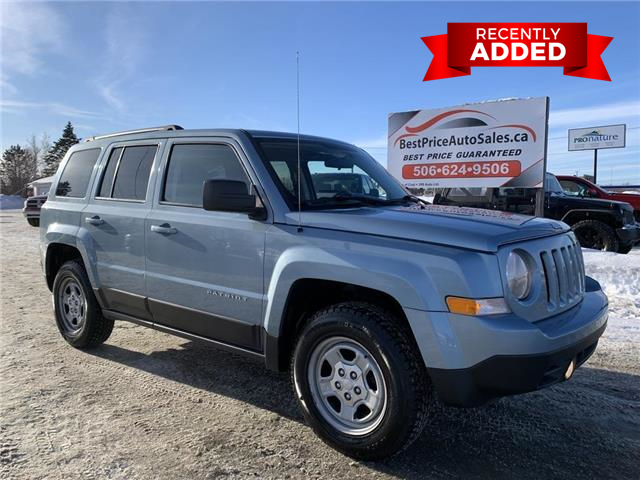 2014 Jeep Patriot Sport/North (Stk: A3215) in Miramichi - Image 1 of 30