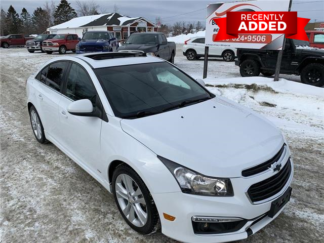2016 Chevrolet Cruze Limited 2LT (Stk: A3218) in Miramichi - Image 2 of 30