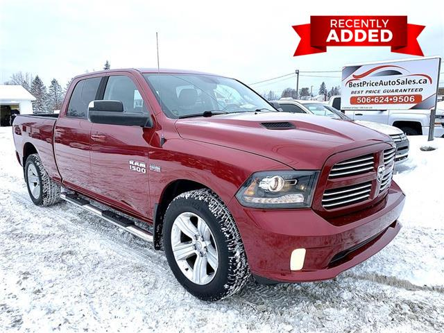 2014 RAM 1500 Sport (Stk: A3252) in Amherst - Image 1 of 30