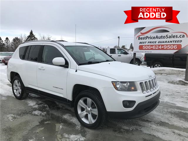 2014 Jeep Compass Sport/North (Stk: A3245) in Miramichi - Image 1 of 21