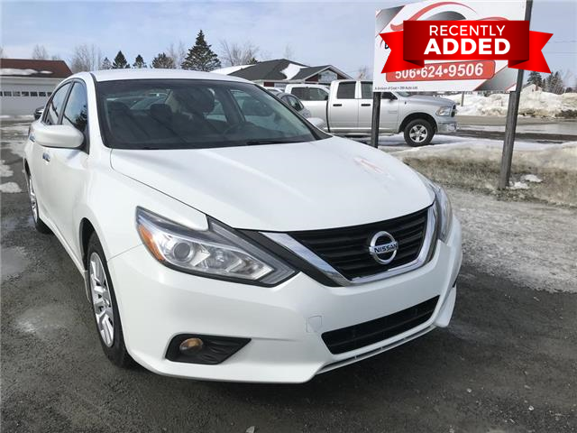 2016 Nissan Altima  (Stk: A3293) in Miramichi - Image 1 of 26