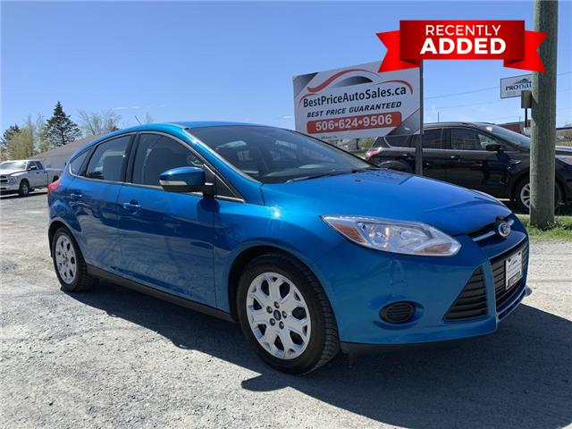2013 Ford Focus  (Stk: A3257) in Miramichi - Image 1 of 24