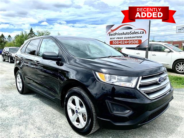 2018 Ford Edge SE (Stk: A3316) in Miramichi - Image 1 of 30