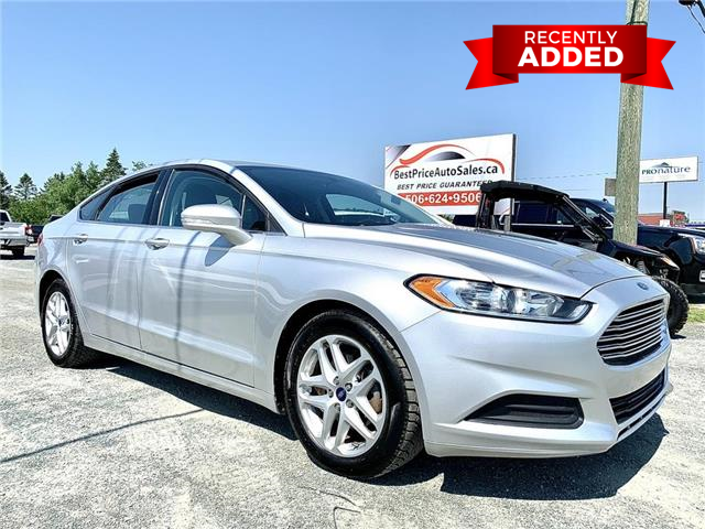 2015 Ford Fusion SE (Stk: A3226) in Miramichi - Image 1 of 25