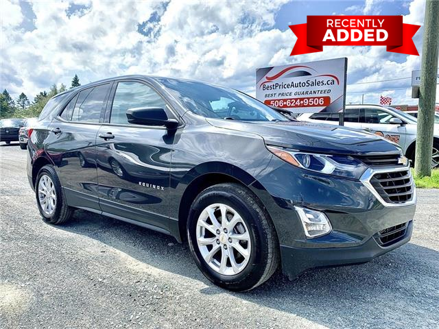 2018 Chevrolet Equinox LS (Stk: A3347) in Miramichi - Image 1 of 30