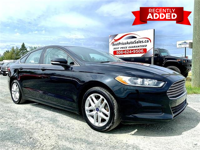 2014 Ford Fusion SE (Stk: A3402) in Miramichi - Image 1 of 27