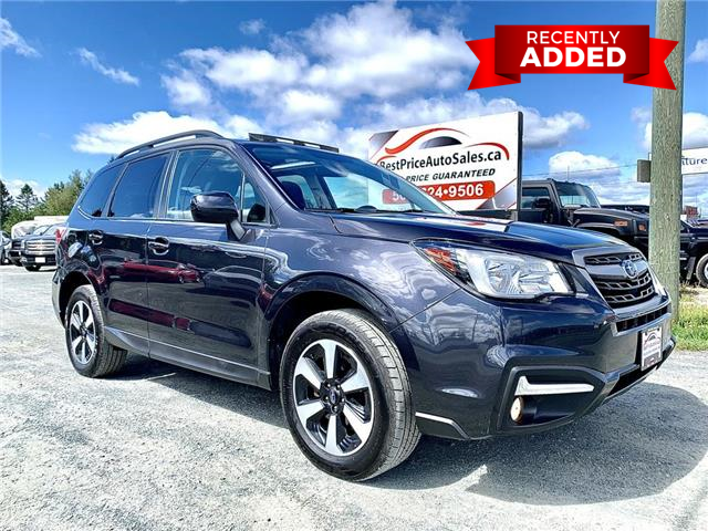 2018 Subaru Forester  (Stk: A3414) in Miramichi - Image 1 of 30