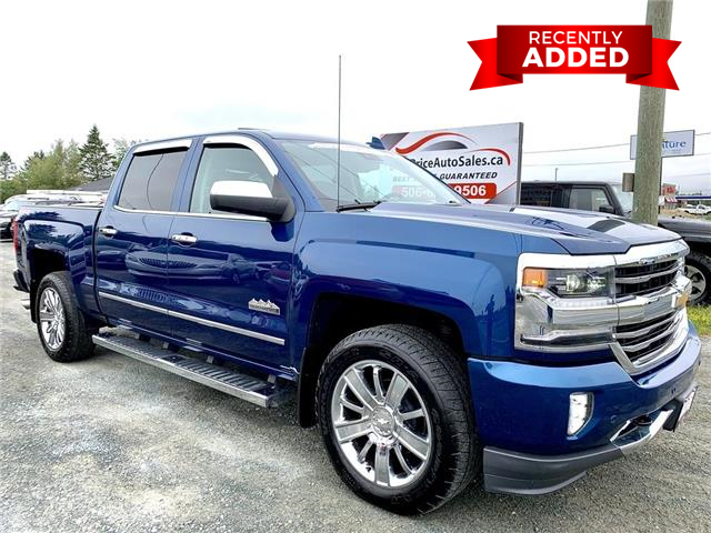 2016 Chevrolet Silverado 1500 High Country (Stk: A3416) in Miramichi - Image 1 of 30