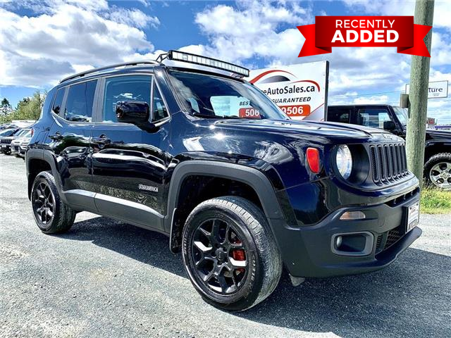 2016 Jeep Renegade North (Stk: A3412) in Miramichi - Image 1 of 30