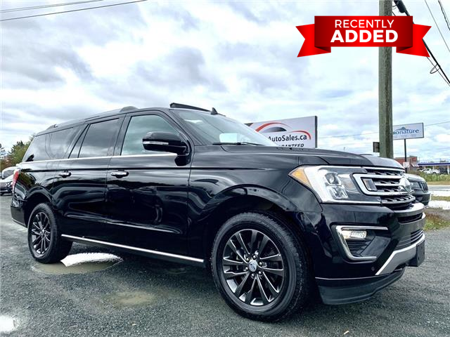 2019 Ford Expedition Max Limited (Stk: A3438) in Miramichi - Image 1 of 30