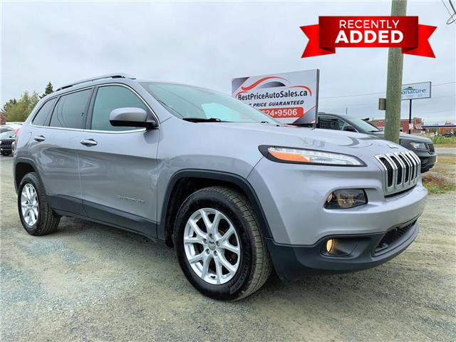 2016 Jeep Cherokee North (Stk: A3448) in Miramichi - Image 1 of 30