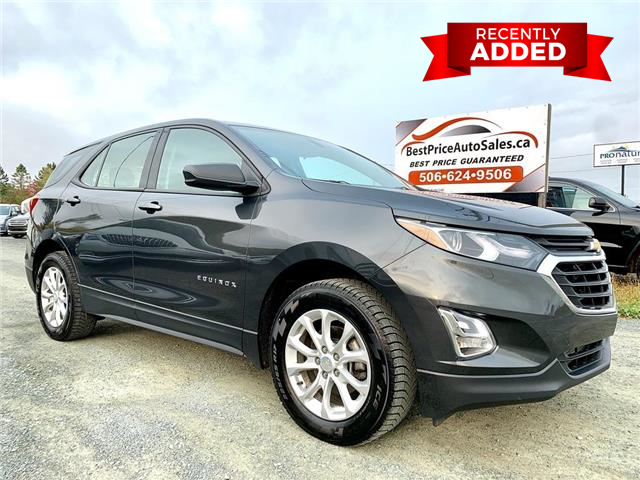 2018 Chevrolet Equinox LS (Stk: A3437) in Miramichi - Image 1 of 30