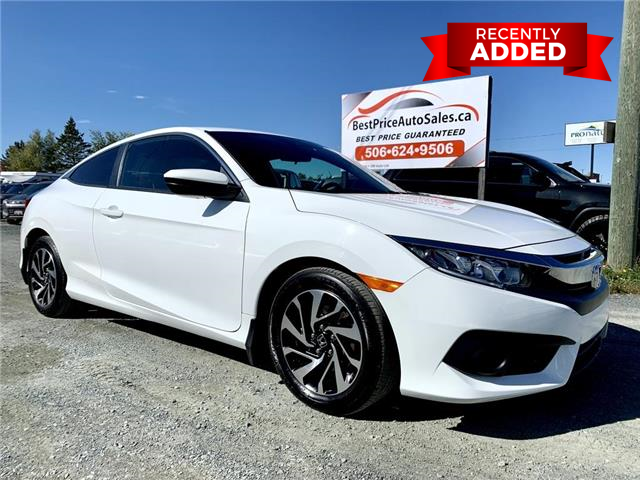 2017 Honda Civic LX (Stk: A3424) in Miramichi - Image 1 of 30