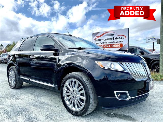 2013 Lincoln MKX Base (Stk: 2LMDJ8) in Miramichi - Image 1 of 30